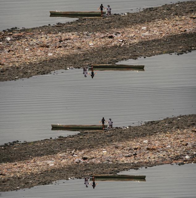 , 'How To Fold A Dam,' 2015, Instituto de Visión