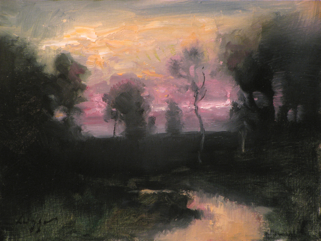 , 'Last Light,' , Gallery 1261