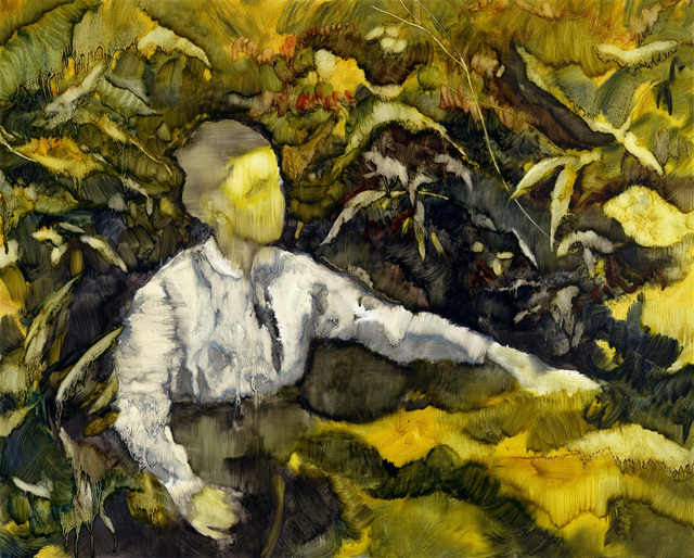 , 'Paradise, departing,' 2016, Barnard