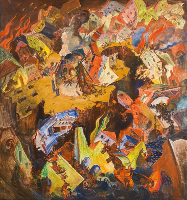 , 'Judgement Day,' 1927, Galerie Kovacek & Zetter