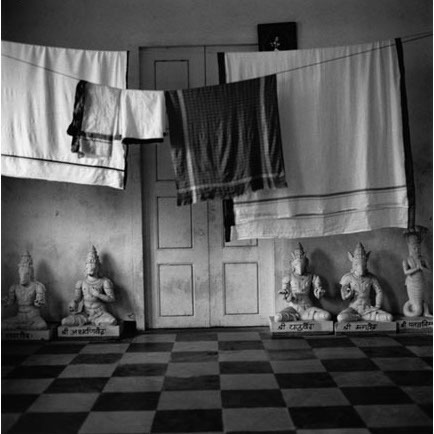 Dayanita Singh, 'Seated Gods', 2006, Nature Morte