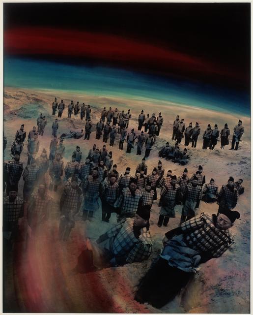 , 'Climbing to the moon,' 2011-2012, Alex Daniels - Reflex Amsterdam