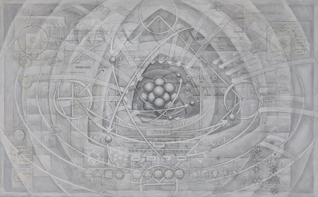 , 'Atom (v.1.3),' 2015, Mirus Gallery
