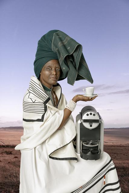 , 'Xhosa woman - Umama omkhulu,' , Christopher Moller Gallery