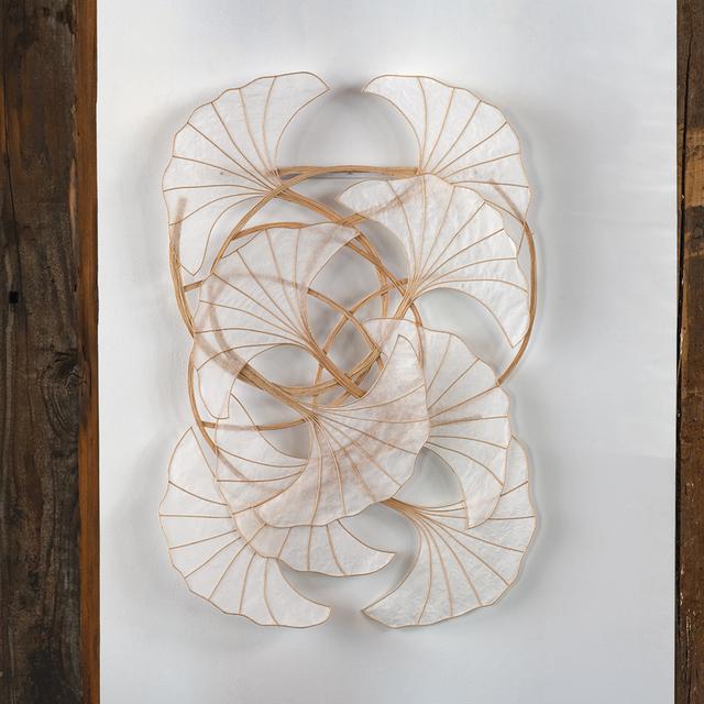 , 'Gingko (wall),' 2019, browngrotta arts