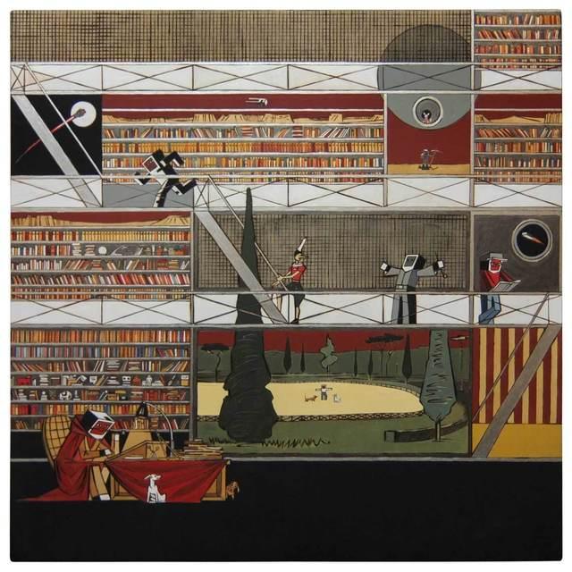 """, '""""Letter"""",' 2012, Krokin Gallery"""