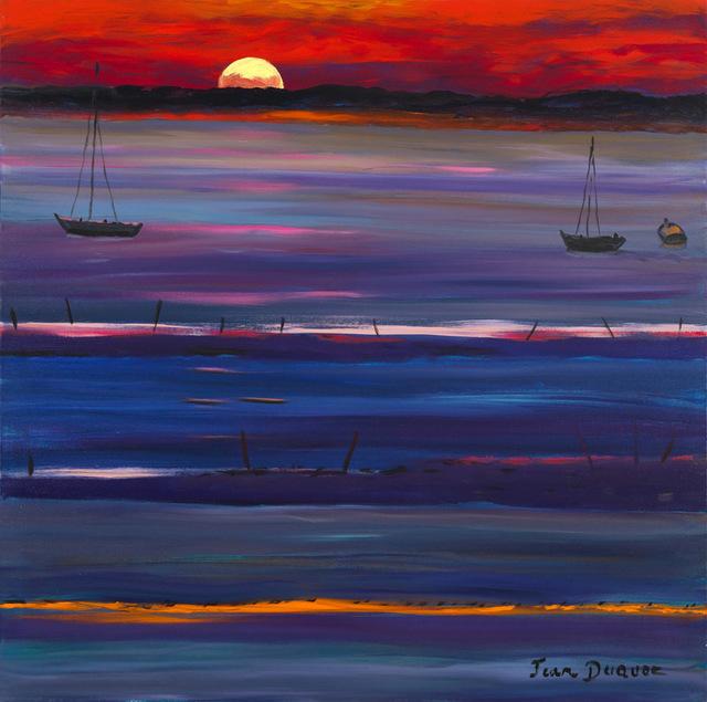 , 'Calme d'un Soir le Golfe,' 2014, Canfin Gallery