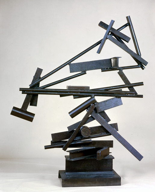 , 'Construction December II,' 1964, Gagosian