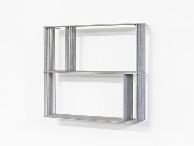 , 'Deconstrucción en dos líneas ,' 2019, Galería Pelaires