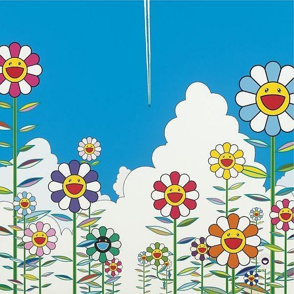 Takashi Murakami, 'Vapor Trail', 2007, MSP Modern