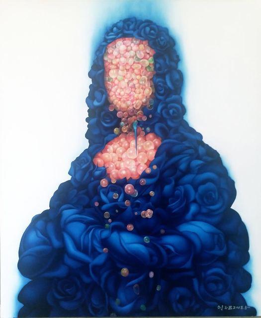 Liu Yujun, 'Mona Lisa', 2018, Soemo Fine Arts