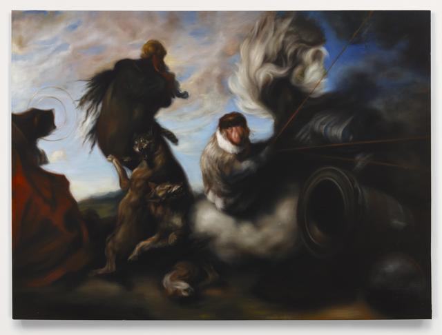 Hugo Wilson, 'Hunt 6', 2014, Parafin