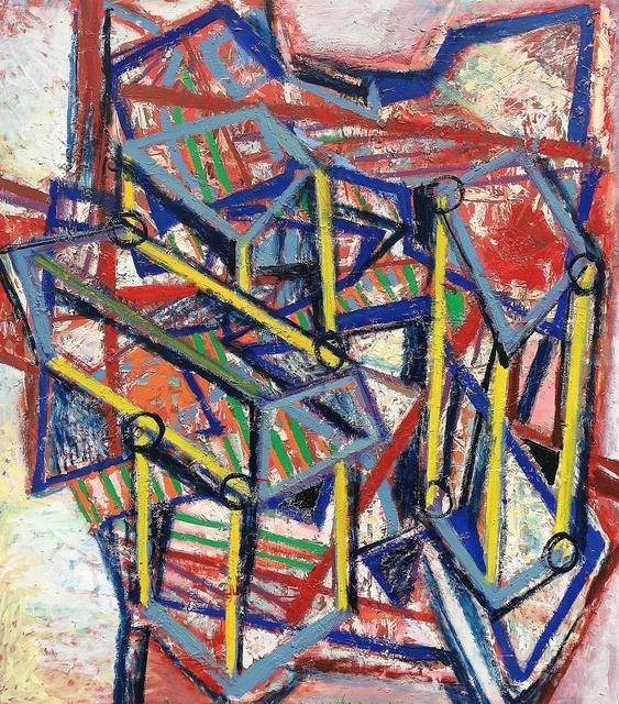 Ben Wilson, 'Untitled (Stuart Davis Boogie Woogie)', ca. c. 1980-1990, Lawrence Fine Art