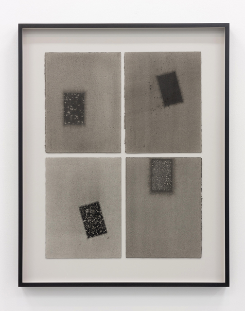 , 'Géométrie variable 4-6,' 2015, Galerie Antoine Ertaskiran