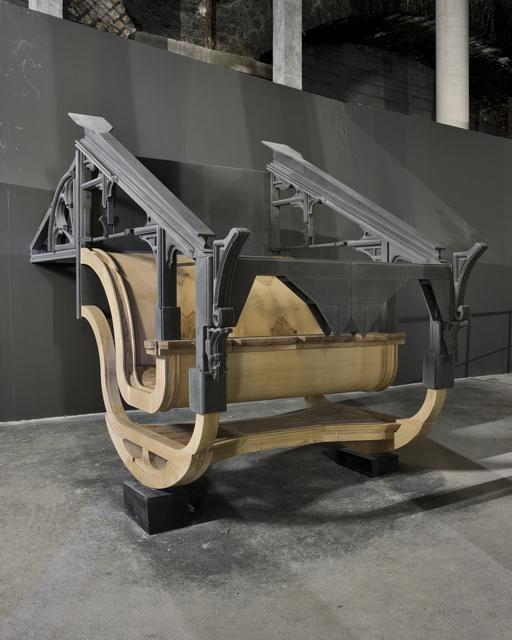 , 'Vestige,' 2012, Galerie Joseph Tang