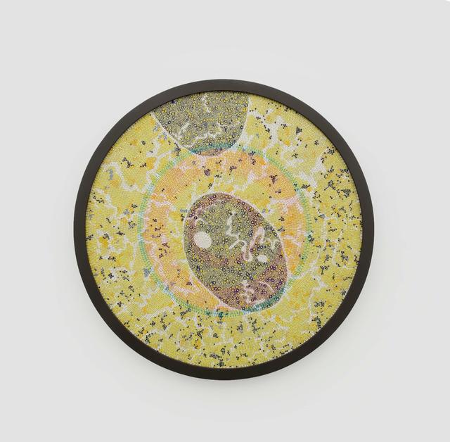 """, '""""Saturn"""",' 2017, Galerie Perrotin"""