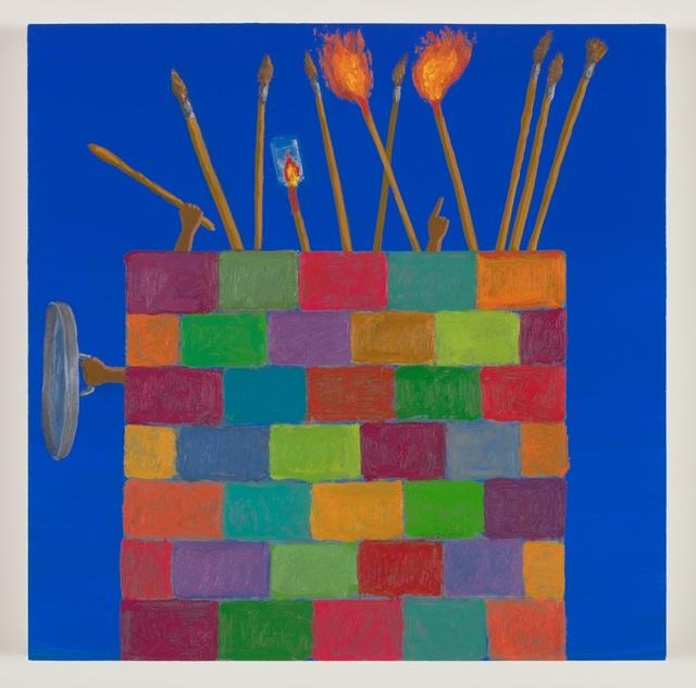 , 'Study for Betrayal Wall III,' 2018, Morton Fine Art