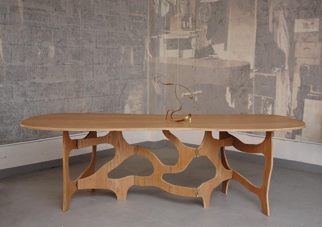 , 'Meanders Dining Table,' 2015, Valerie Goodman Gallery
