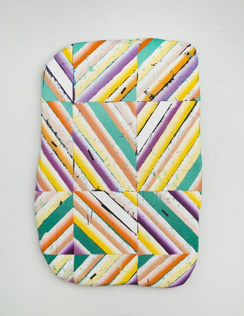 Nathan Green, 'SSS SB Litho ', 2017, Barry Whistler Gallery