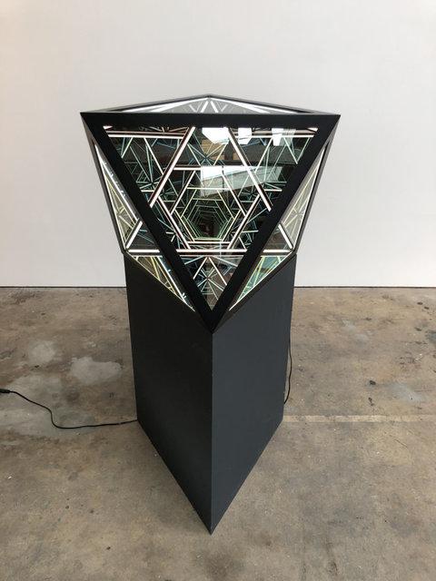 Anthony James, 'Octahedron', 2019, Unit London