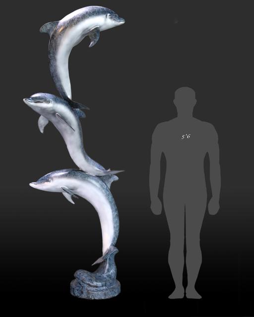 Geoffrey C. Smith, 'Trio of Bottlenose Dolphin', Geoffrey C. Smith Galleries
