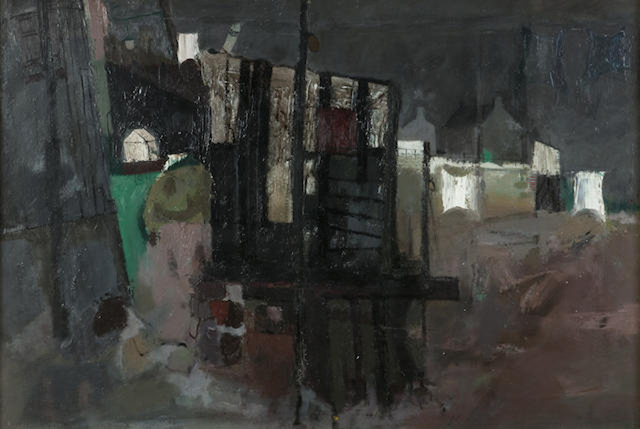, 'The Sea Wall,' ca. 1960, The Scottish Gallery