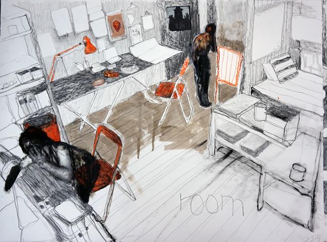 , 'Room 2,' 2017, Knight Webb Gallery