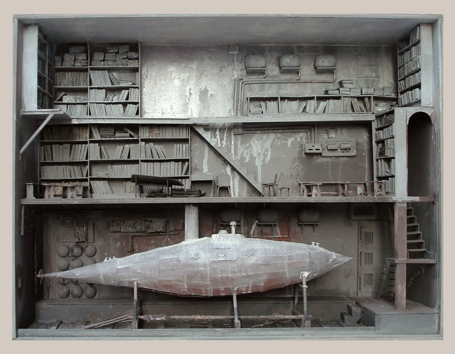 , 'Le trou noir,' 2006, Jonathan LeVine Projects