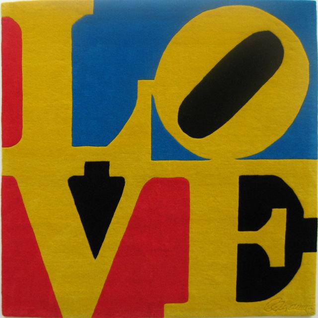 , 'Chosen Love (blue red black),' 1995, IKON Ltd. Contemporary Art