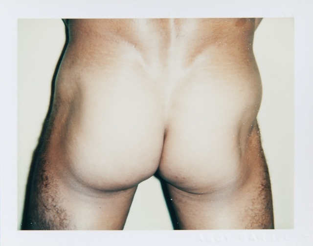 Andy Warhol, 'Andy Warhol, Polaroid Photograph from the 'Sex Parts and Torsos' Series, 1977', 1977, Hedges Projects