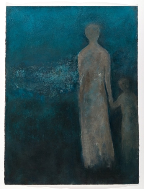 Anne Slaughter, 'At the Edge of the Night', 2013, Les Yeux du Monde Gallery