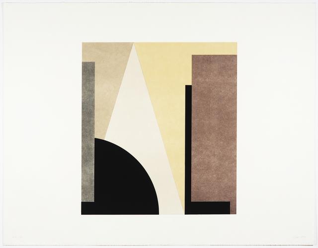 , 'Untitled (B),' 2001, Goya Contemporary/Goya-Girl Press