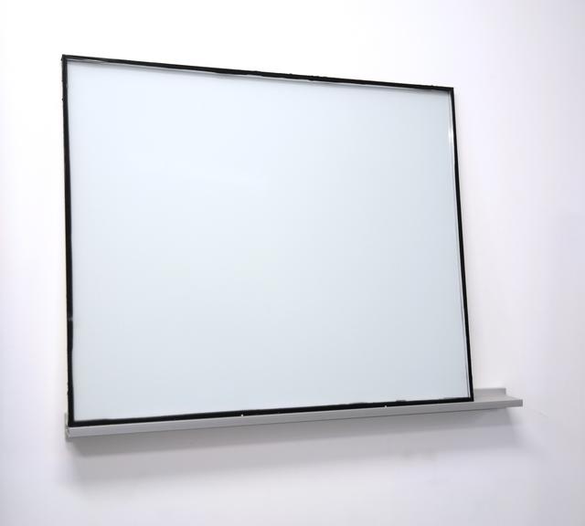 Cabrita, 'Untitled', 2008, Painting, Paint on glass and aluminium, Galeria Filomena Soares