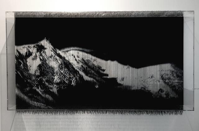 , 'Mont Blanc,' 2015, Bryce Wolkowitz Gallery