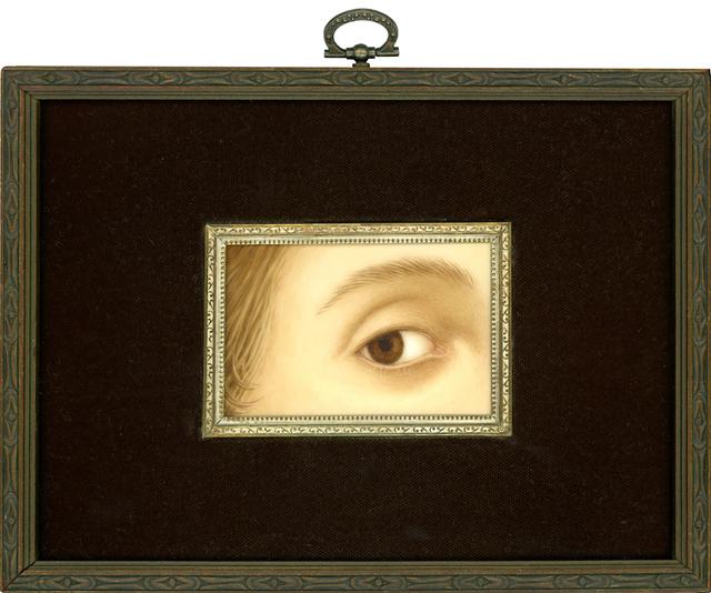 , 'Lover's Eye II- Raphael (Sanzio),' 2015-2017, Clark Gallery