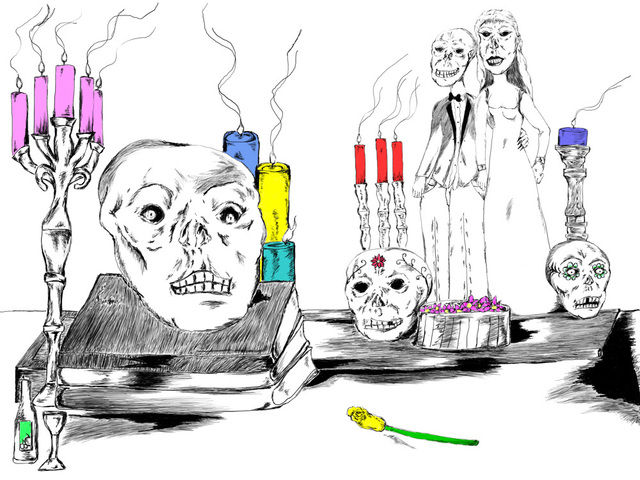Gerald Wiggins, 'Death Metal', 2015, Creativity Explored