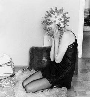 , 'Zärtliche Pantomime 1,' 1976, Galerie Steinek