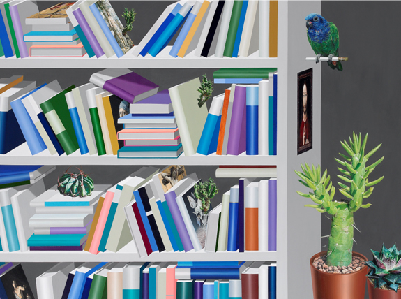 , 'Library - Holy Pictures Collection,' 2011, Parkview Green Art