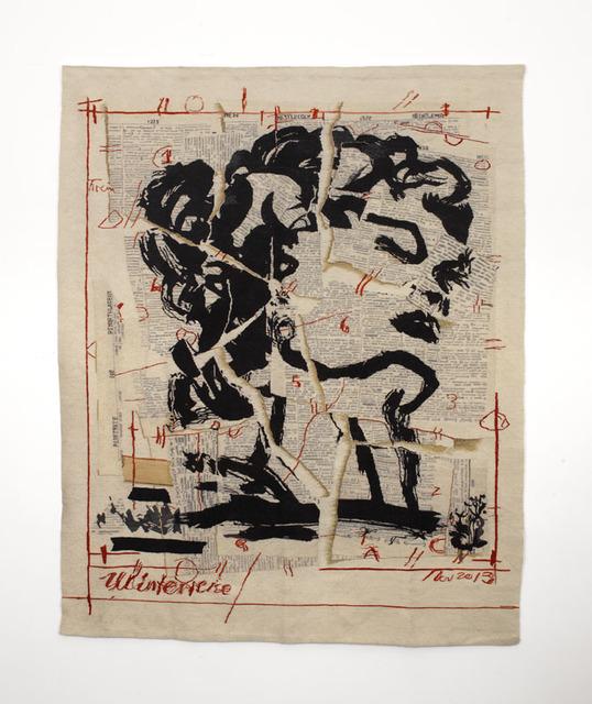 , 'Winterreise,' 2014, Lia Rumma