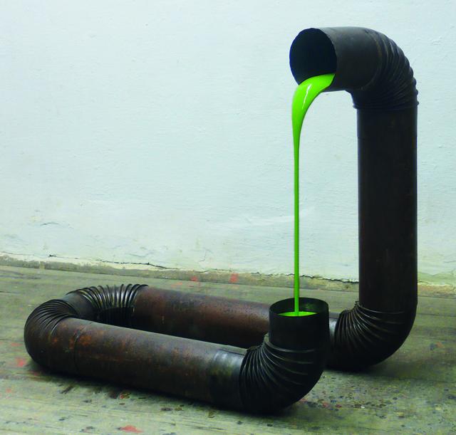 , 'A Perfect Way to Waste Time (Var. IX),' 2014, Mario Mauroner Contemporary Art Salzburg-Vienna