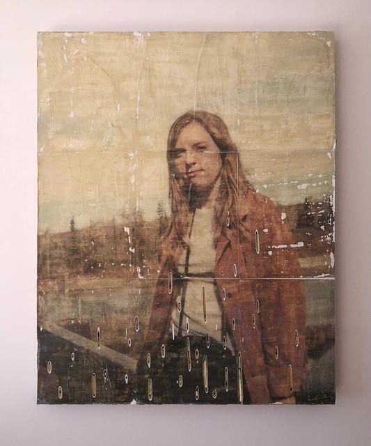 Susanne Aaltonen, 'HE WATCHED AS IT WAS HAPPENING', 2019, Paul Kuhn Gallery