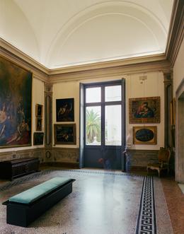 , 'Picture Gallery, Galleria Corsini, Rome,' 1997, Benrubi Gallery