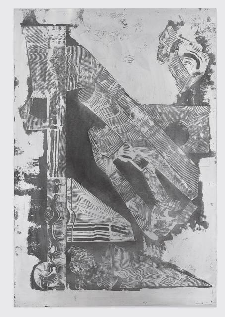 , 'Maps / Mapas 1,' 2016, Celaya Brothers Gallery