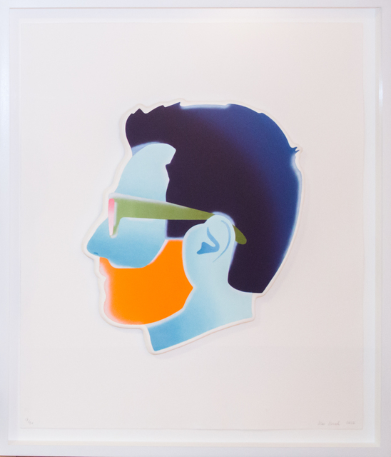 Alex Israel, 'Self-Portrait', 2017, David Benrimon Fine Art