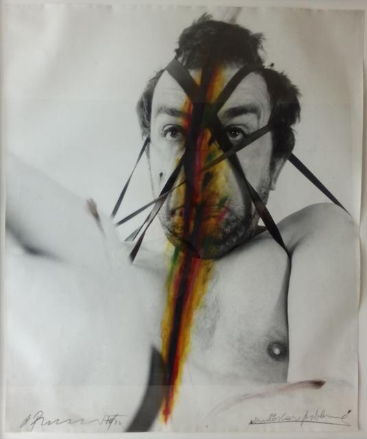 , 'Face Farce: Unlösbare Probleme,' ca. 1970, Galerie Brigitte Schenk
