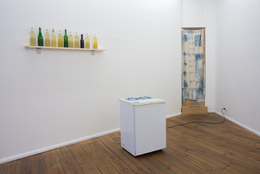 , 'The Shop Floor (Installation view),' 2013, Grimmuseum