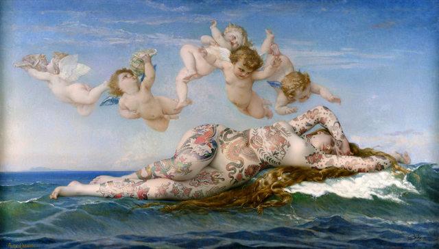 , 'The Birth Of Venus,' 2018, Klein Gallery