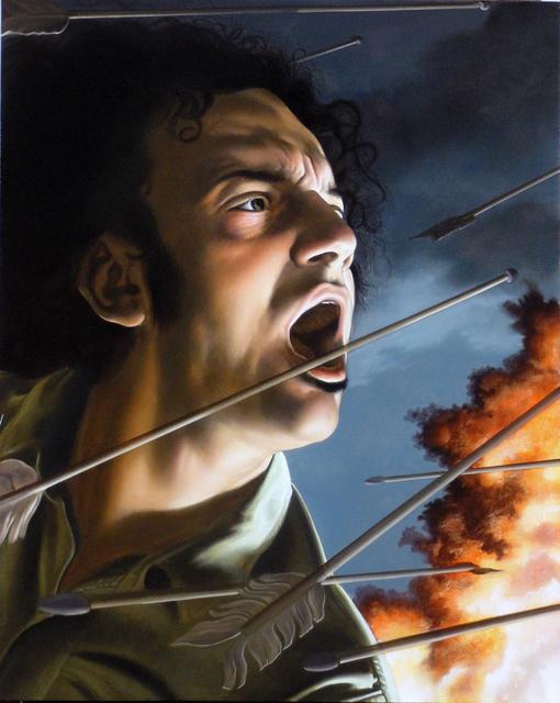 , 'UNDER ATTACK III,' 2015, Isabel Croxatto Galería