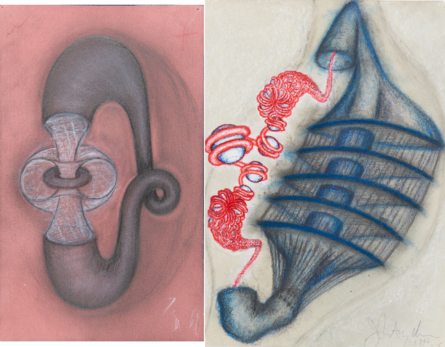 John Newman, 'Untitled, 1996 and Untitled, 1990', Rago