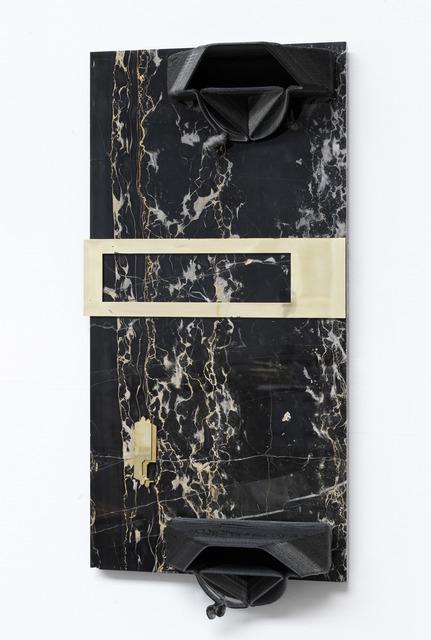 , 'New Infrastructures (portoro) 1,' 2018, Galerie Fons Welters